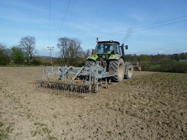 Tablehurst tractor