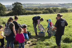 Huxhams Cross Farm farm club - children need nature