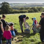 Huxhams Cross Farm farm club - children need nature