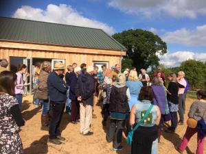 Farm walk Apricot Centre